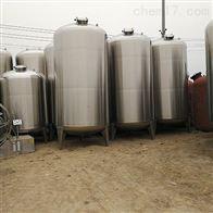 九成新304材质不锈钢储罐回收多种型号