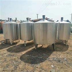 1000L立式304不锈钢储罐大量处理
