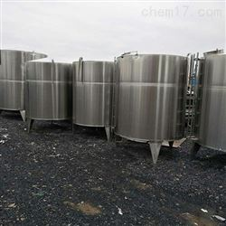 二手5立方不锈钢储罐八成新