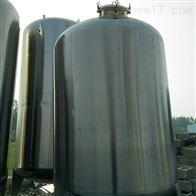 化工原料25立方二手不锈钢储罐现货供应