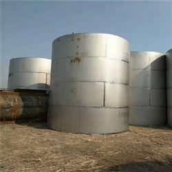 不锈钢10吨储罐配置齐全
