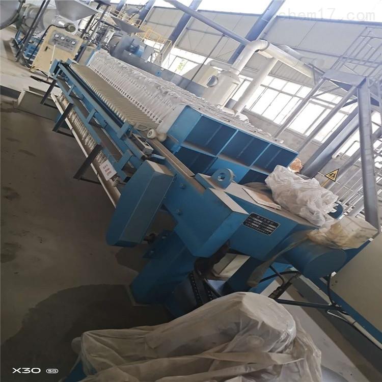 供应二手板框压滤机应用于化工脱水的机械