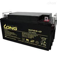 12V65AHLONG广隆蓄电池WP65-12机房电源