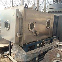 二手东富龙21.6平方冻干机现货出售
