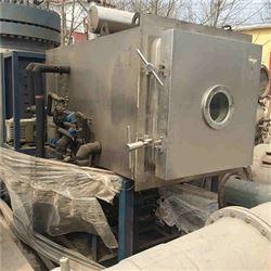 1-40平方二手冷冻干燥机山东厂家供应