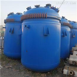二手5吨搪瓷反应釜供应商.