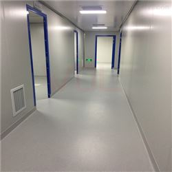 WOL食品药品生产车间洁净室布局施工建造