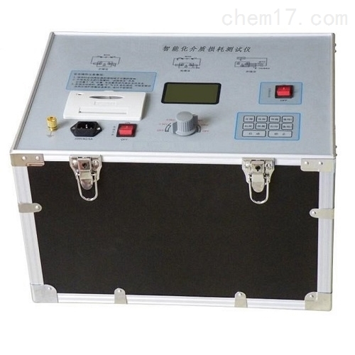 抗干扰介质损耗测试仪可定制