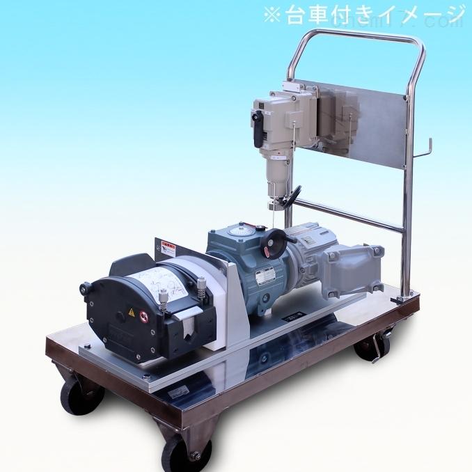 日本isowatec防爆型防火性大流量蠕动泵