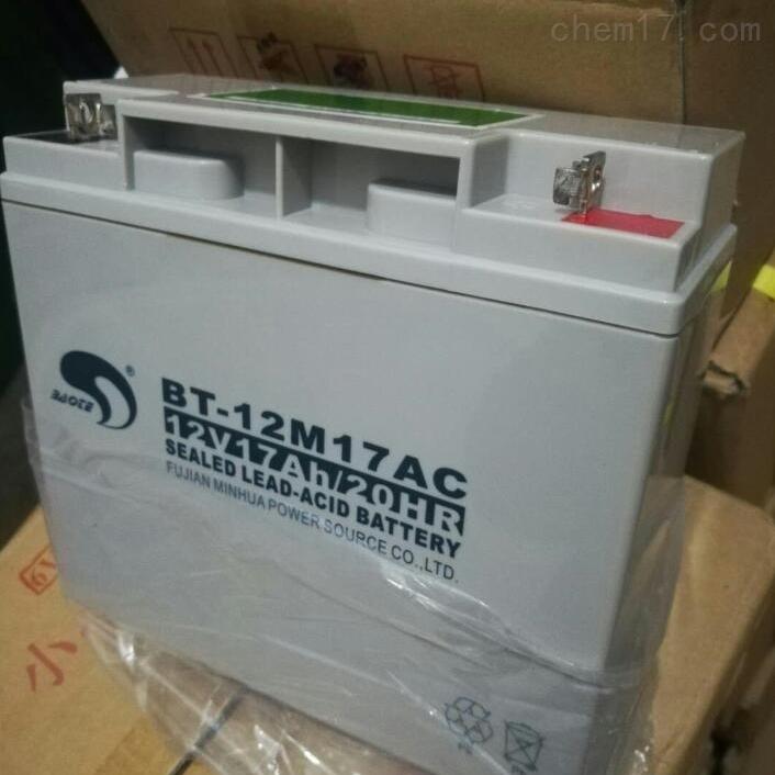 赛特蓄电池BT-12M17AC报价
