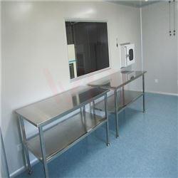 实验室不锈钢台定制