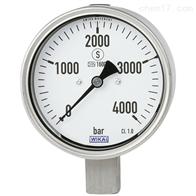 PG23HP-P德国威卡WIKA压力表