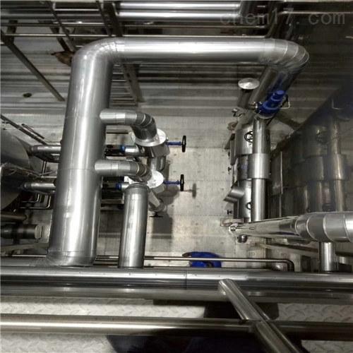 304不锈钢板管道铁皮保温现场施工要求