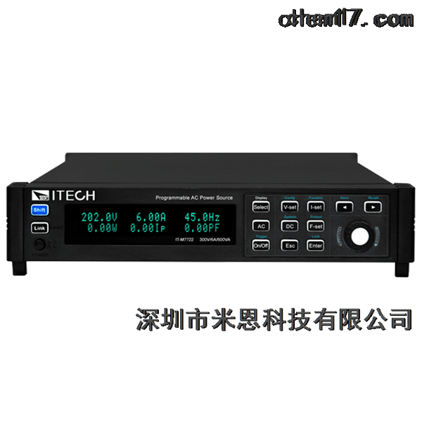 艾德克斯IT-M7700系列高性能可编程交流电源