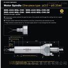 日本NSK中西电主轴BMS-4040-MQL-CHK现货