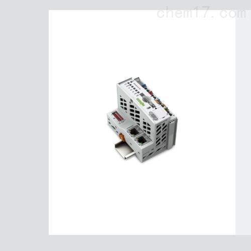 德国WAGO的浅灰色控制器PFC200功能