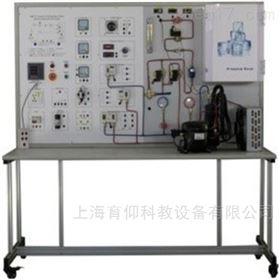 YUY-ZLX制冷系统电气元件和故障实训考核装置