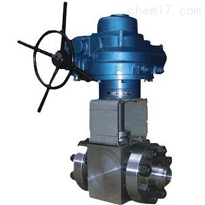 FQJ61Y-32手动硬密封复合阀专业生产