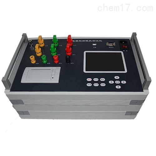 高标准变压器短路阻抗快速测试仪