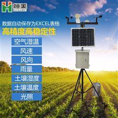 HM-QC9农田环境信息采集与远程监测系统