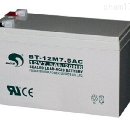 赛特蓄电池BT-12M7.5AC原装正品