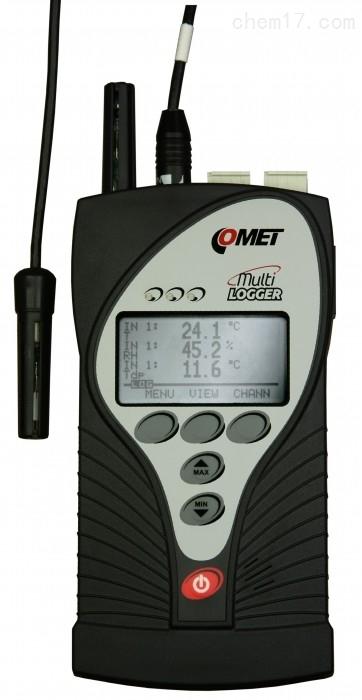 捷克Comet M系列手持式多功能数据记录仪