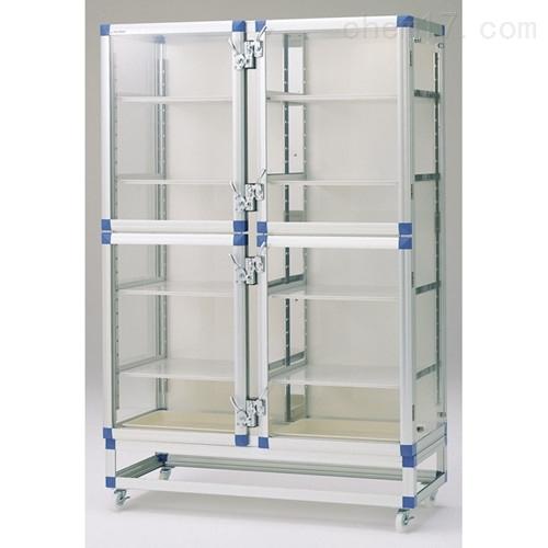 ASONE亚速旺PET气体置换防潮箱(大容量型)