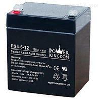 12V4.5AH三力蓄电池PS4.5-12经销商