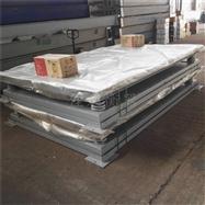 防震型3T缓冲平台称,5T钢筋厂用缓冲地磅秤