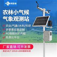 微型气象自动监测站