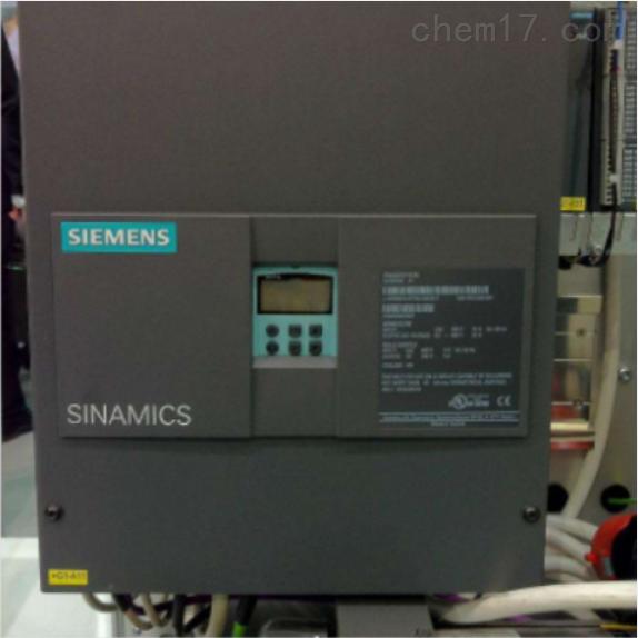 西门子6RA80故障F60100维修方法