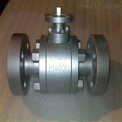 Q41H-400C-25锻件球阀