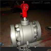 Q347N-1500LB法蘭高壓球閥性能可靠