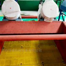 厂家生产砂石场脱水筛高频聚氨酯振动筛