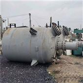 8000L低价转让25公斤不锈钢高压反应釜