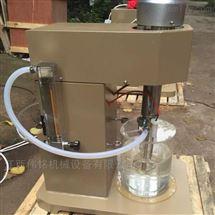 厂家生产小型矿用高校实验室浸出搅拌机