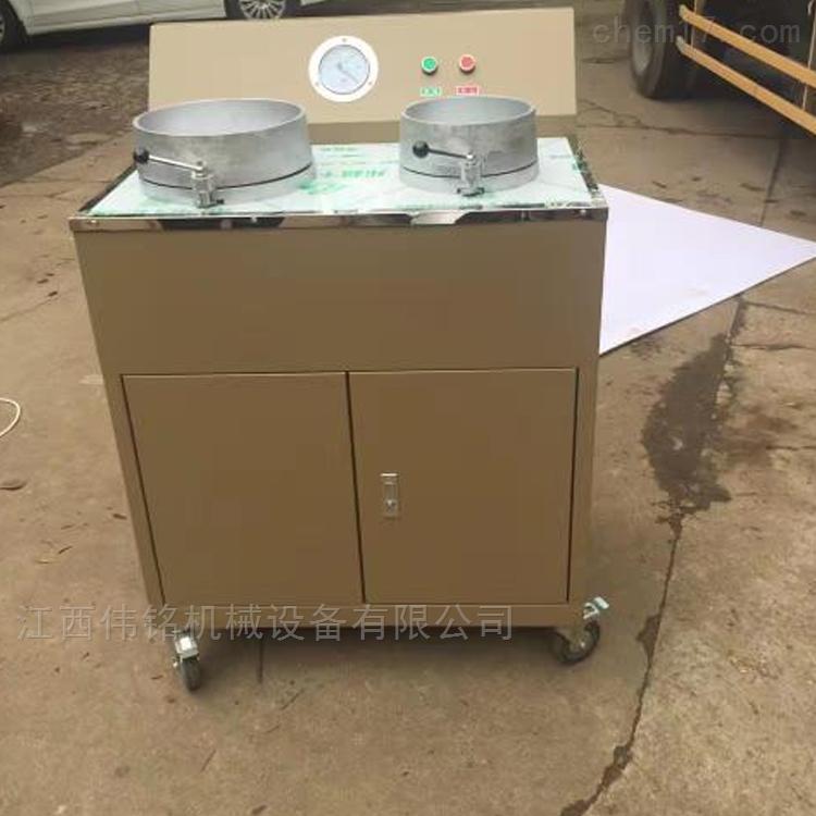 厂家制造选矿试验抽滤机 实验室真空过滤机