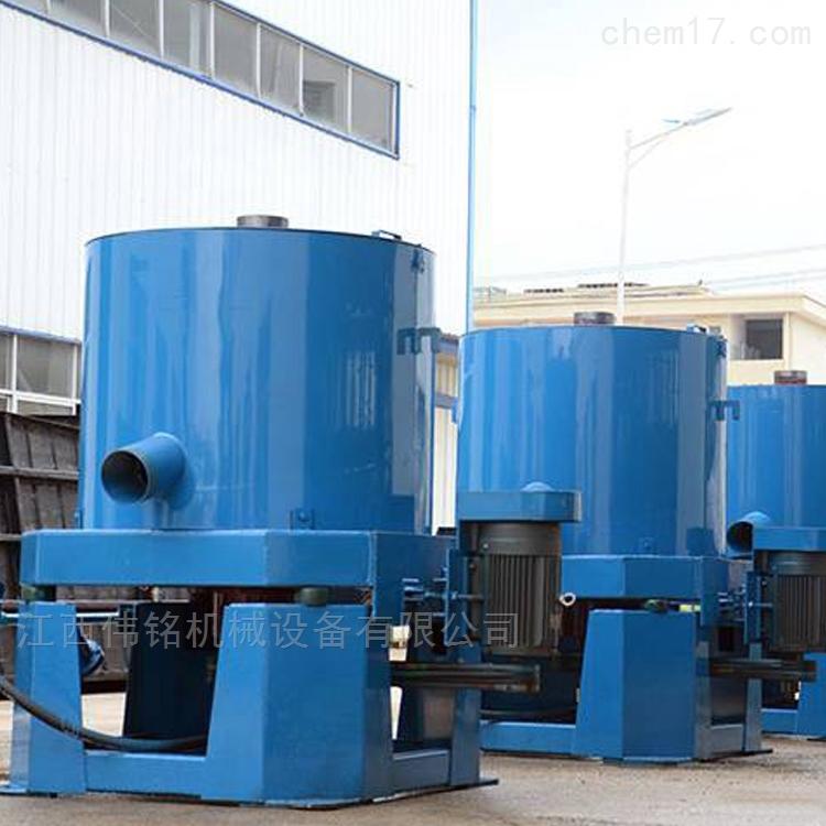 厂家生产沙金矿水套式离心选矿机