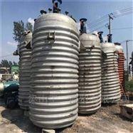 长期回收不锈钢内外盘管高压反应釜