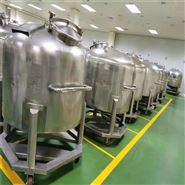 处理二手100立方不锈钢发酵罐三联发酵