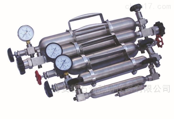 液化石油气采样器及天然气气态采样器