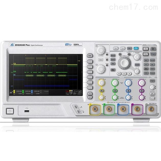 致远 ZDS3000/2000B系列通用研发型示波器