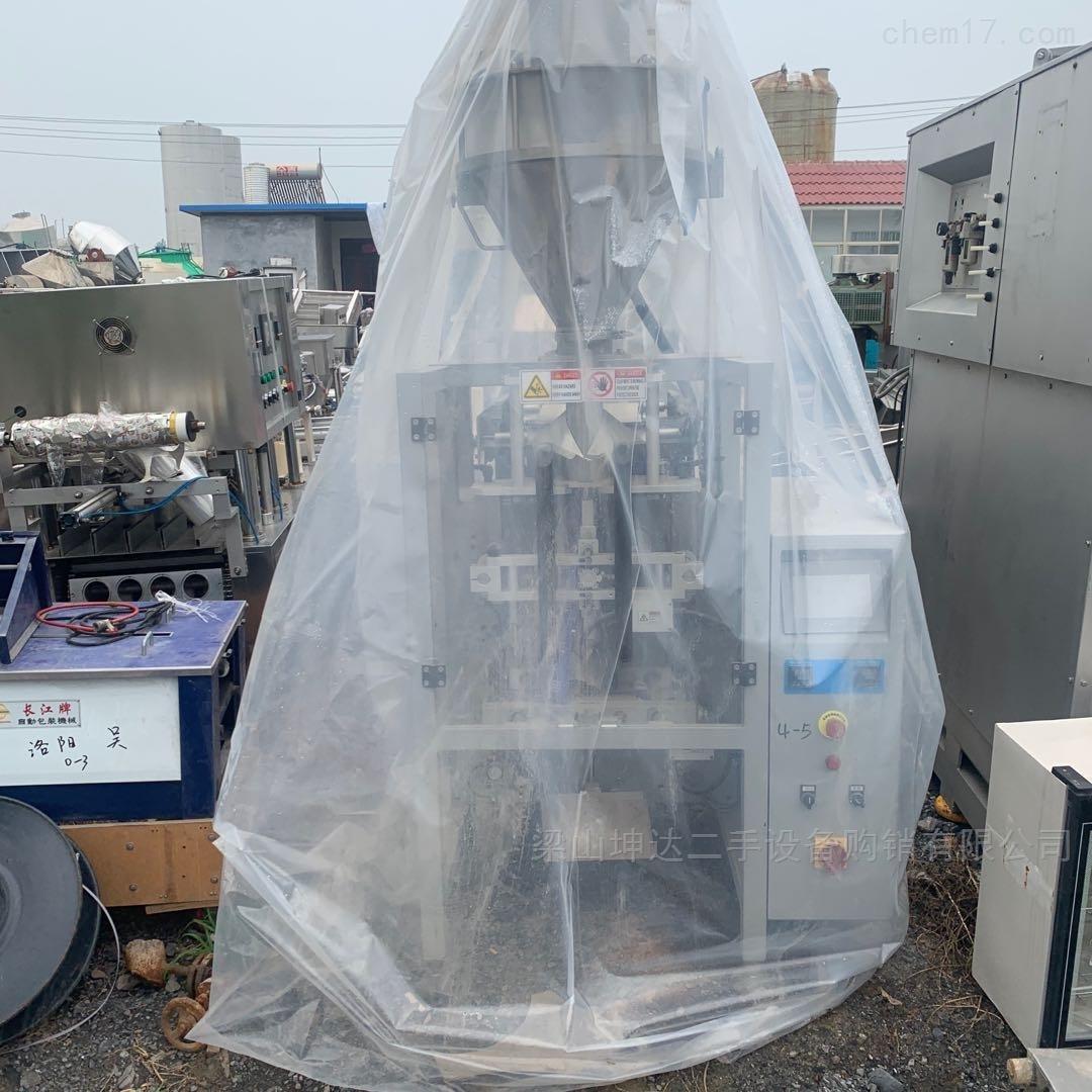 二手全自动粉剂包装机 大克数