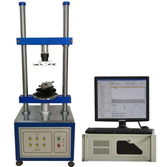 YHT-1220S电脑全自动插拔力试验机