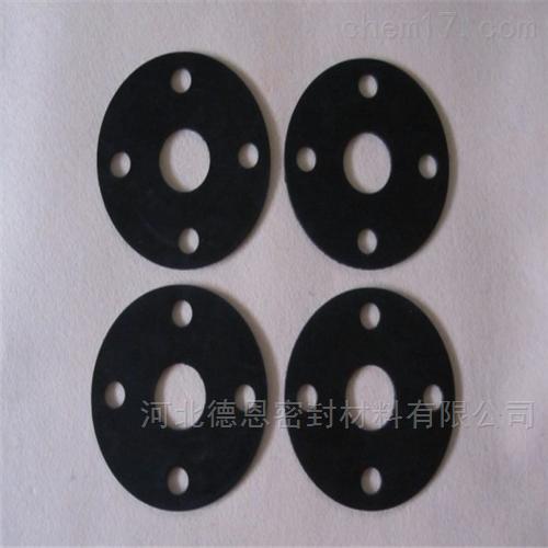 忻州市法兰垫片丁腈材质橡胶垫片价格