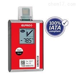 瑞士ELPRO一次性干冰温度记录仪