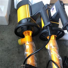 HD-V-E2+PVDF-1500氟塑料调速电动油桶泵