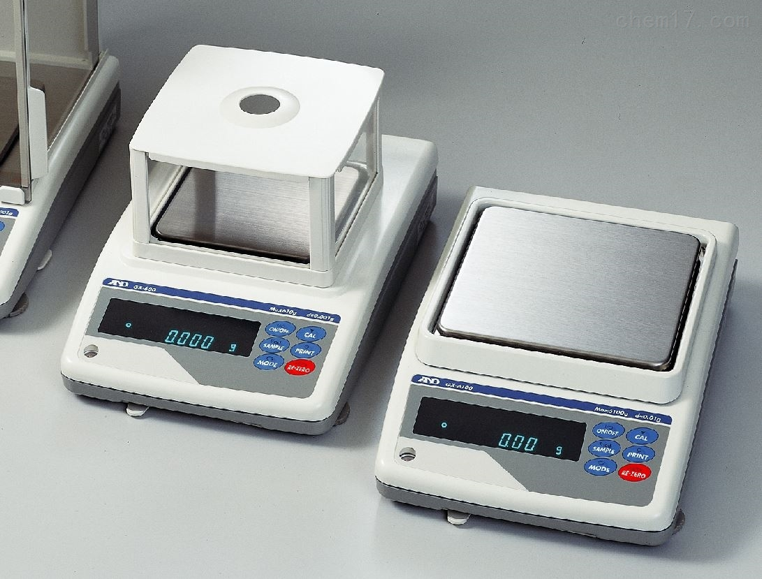 GX-800千分之一电子天平Max:810g 0.001g