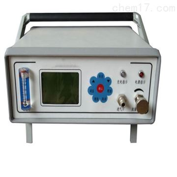 ED0501F SF6微水测试仪
