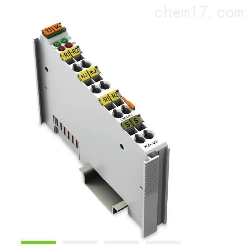 德国WAGO模块/2-通道模拟量输入